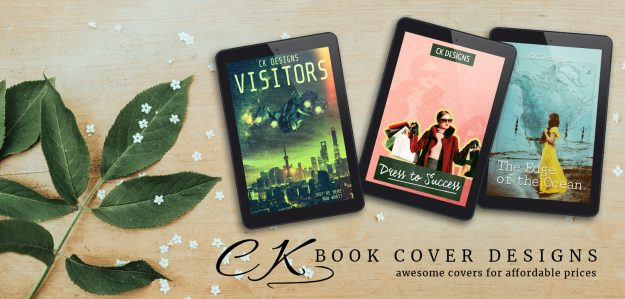 CK Book Cover Designs