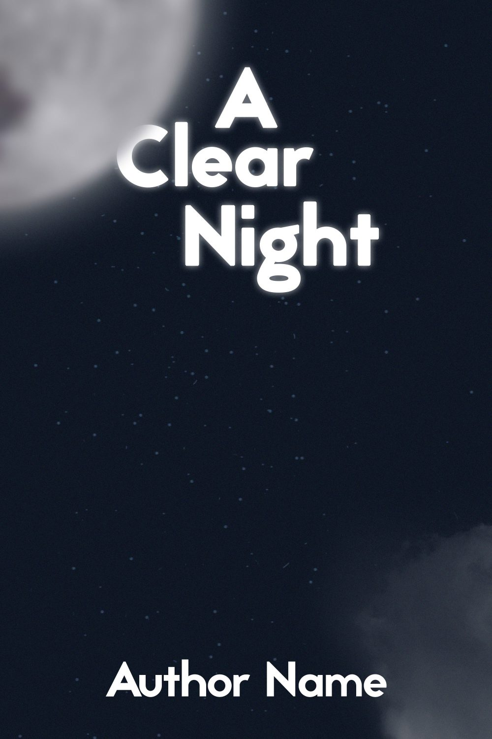 A Clear Night by Pora's Designs