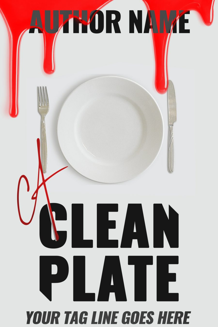 A Clean Plate Cover by Pora's Desings