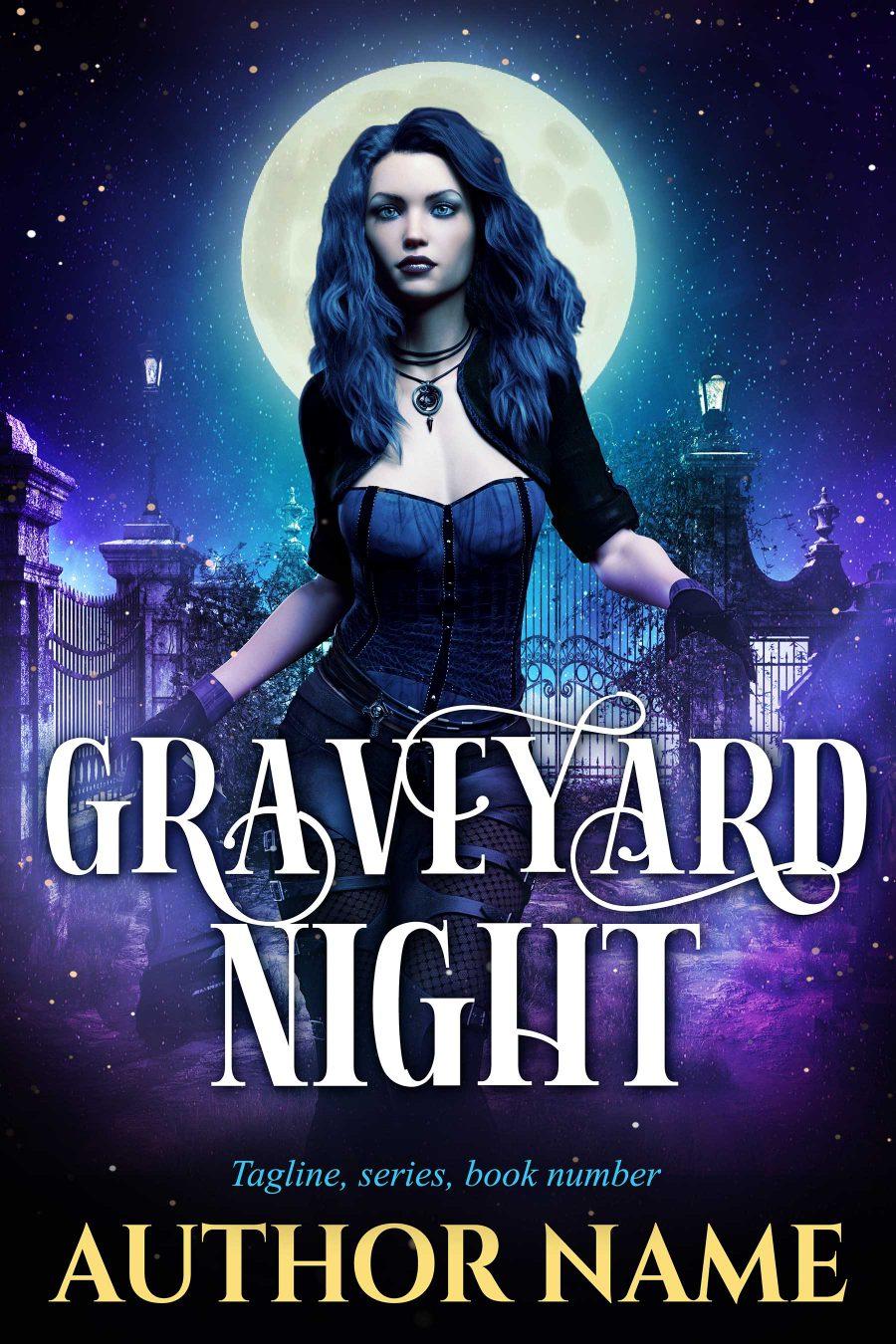 cemetery, grave yard, illustration, heroine, female,