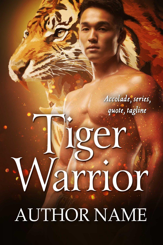 Asian, tiger, handsome, shirtless, muscular, martial arts